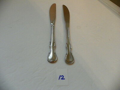 Reed & Barton Modern Provincial Individual Butter Knife  Rare