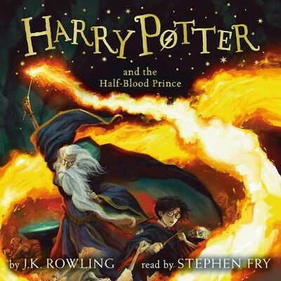 Harry Potter and the Half-Blood Prince, Joanne K. Rowling