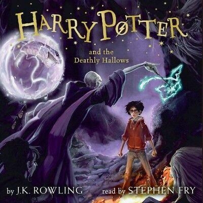 Harry Potter and the Deathly Hallows, Joanne K. Rowling