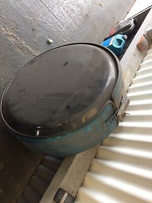 Land Rover Td5 Spare Wheel Cover