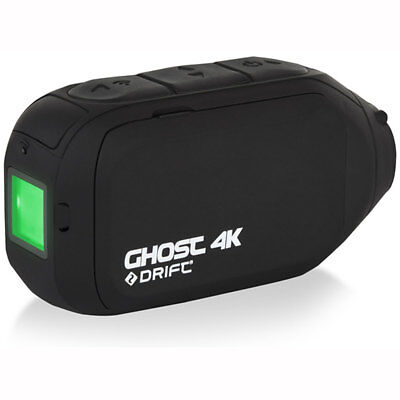 Motorcycle Drift HD Ghost 4K Camera - Black UK Seller