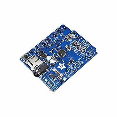 "Adafruit ""Music Maker"" MP3 Shield for Arduino w/3W Stereo Amp - v1.0 [ADA1788]"