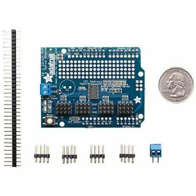 Adafruit 16-Channel 12-bit PWM/Servo Shield - I2C interface -