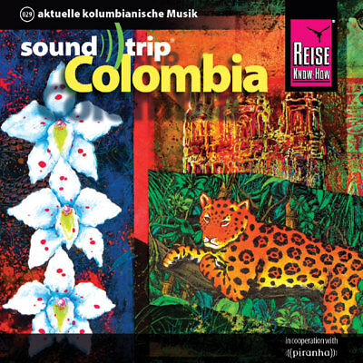 Reise Know-How SoundTrip Colombia,