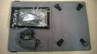 "10"" android tablet case, plus car charger"