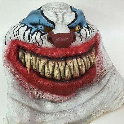 Rubie's Costume Co 2010 Halloween Disguise Scary Clown Evil Face Costume Mask