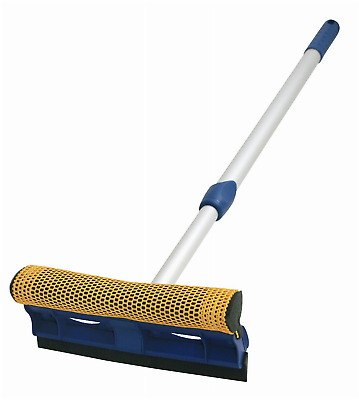"""Rain-X 9271X 8"""" Professional Squeegee with 39"""" Extension Handle New"""