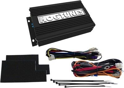 Hogtunes 200W Amp Kit For 1998-2013 Harley Touring W/factory Radio Rev200-Aa