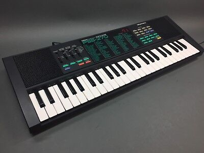 Yamaha Portasound PSS-270 Synthesizer Keyboard Voice Bank - Free Shipping