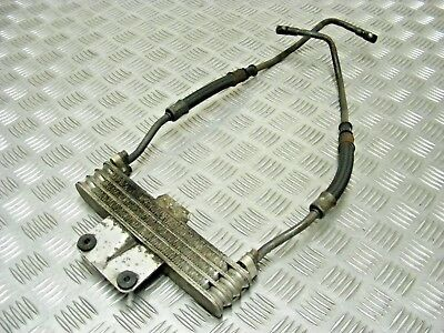 Suzuki Gs500F Gs500 Fk5 Gs 500 2005 Oil Cooler + Pipes + Lines *free Uk Post*