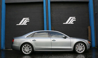 2012 Audi A8 4dr Sedan 2012 Audi A8 L Quattro AWD Executive Rear Seat Package Financing AvailableTrades