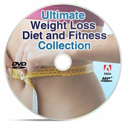 Weight Loss Slim Diet Fitness Exercise Video Guides Recipes & More DVD