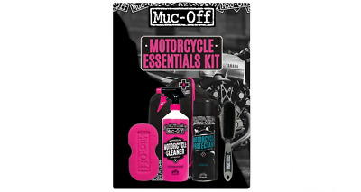 Muc-Off Motorcycle Essentials Care Kit