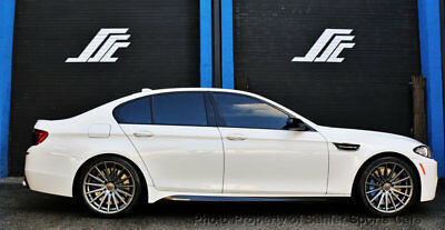 2014 BMW M5 4dr Sedan 2014 BMW M5 Vossen Wheels Exhaust Financing Available Trades
