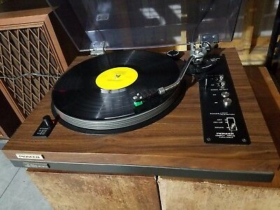 Pioneer PL-51A vintage stereo turntable - Great condition, Works great!