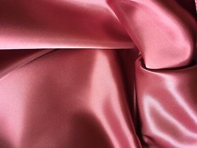 Heavy Weight Satin- Dress Fabric 48'' wide, 10 METERS LONG