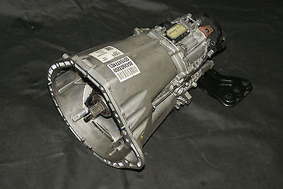 Mercedes E W212 Gearbox 6 Speed Manual transmission NSG 270/6.1 711655 05 151774