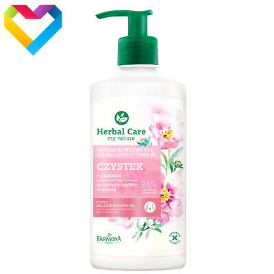 HERBAL CARE CISTUS ULTRA DELICATE INTIMATE GEL 330ml HER2060