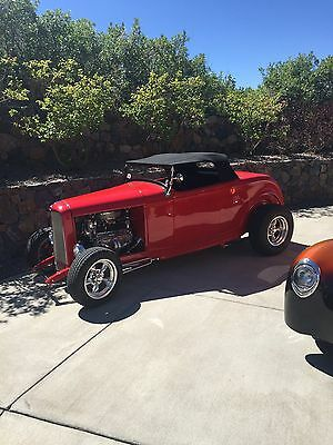 1932 Ford Other Street Rod 1932 Ford Coupe Street Rod