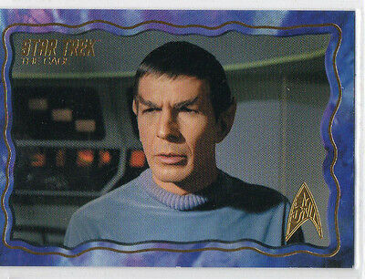 Star Trek TOS 50th Anniversary - Lot Of 14 different The Cage chase cards NM
