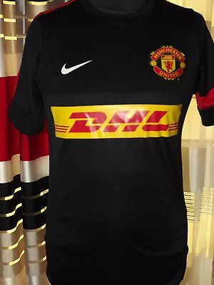 2012-14 Manchester United Training (S) Shirt Jersey Trikot Maglia Maillot