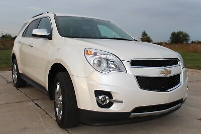 2015 Chevrolet Equinox LTZ 4DOOR 2015 Chevrolet Equinox LTZ