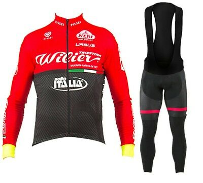 Completo ciclismo invernale WILIER