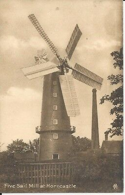 Windmill at Horncastle Licolnshire