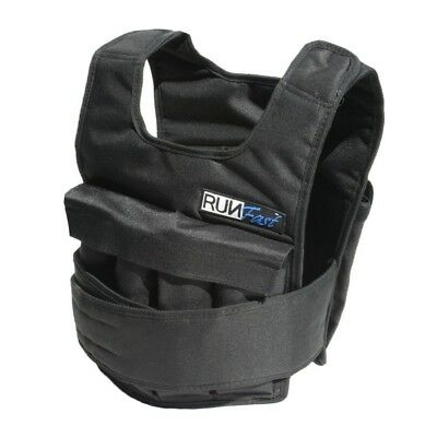 (Without Shoulder Pads, 40.0 pounds) - RUNFast/Max Pro Weighted Vest 5.4kg/