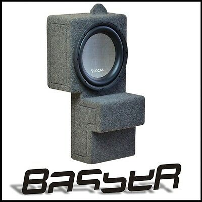 Focal Access 25 A4 subwoofer with Fit-Box BMW X5 E53 Subwoofer-Leergehäuse