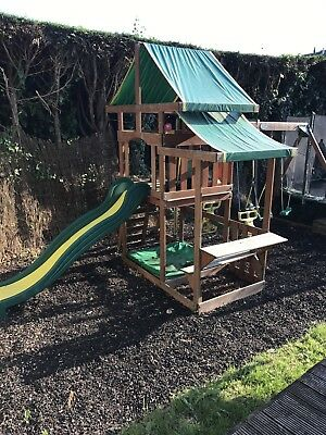 Great Children's Complete Adventure Gym Play Area