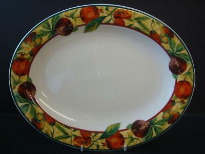 Royal Doulton Everyday Augustine Oval Platter Serving Plate 13""