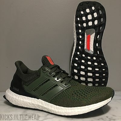 best service dcd76 26b1b adidas ULTRA BOOST LTD 1.0 OLIVE - SIZE 6.5 - AF5837 BASE GREEN