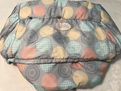 Comfort & Harmony~ Baby Shopping Cart Cover Cover ~Multi-color,Unisex