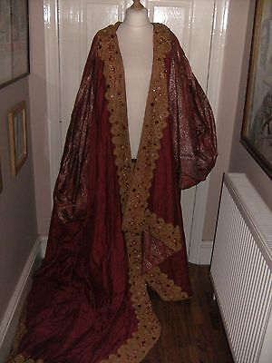 MENS THEATRICAL OPERA ROBE BY THE ROYAL OPERA HOUSE semele production costume
