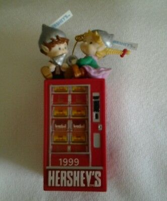 Hershey's Limited Edition Ornament 1999 #479837I