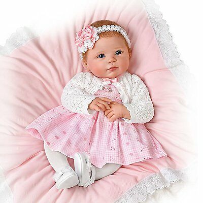 Ashton Drake - Adorable Amy 10th Anniversary Baby Doll by Linda Murray