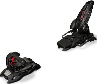 Marker Jester ID Ski Bindings, 110mm, Black