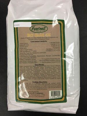 Fertrell RC Gold 4X Organic Nutritional Supplement For Ruminant Animals 12.5 Lbs
