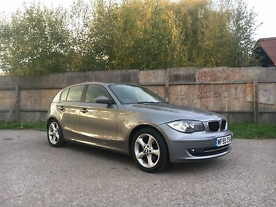 BMW 1 Series 116i 2.0 Petrol - 6 Speed Gearbox - Low Mileage - Only 43k miles!