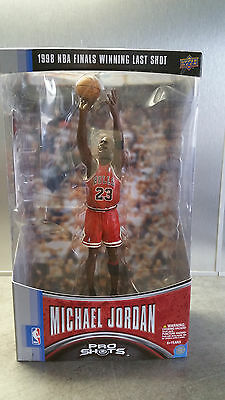 "Figurine Upper Deck Michael Jordan Pro Shots 1998 ""Last Shot"""