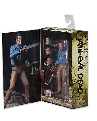 "Neca 7"" Ultimate Ash Vs Evil dead Ash Williams"