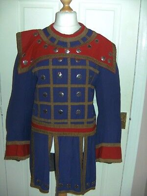 Pantomime Aladdin Abanza Tunic By Mutries Theatrical Costume Theatre Panto Show