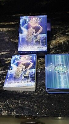 Energy Oracle Cards with Book