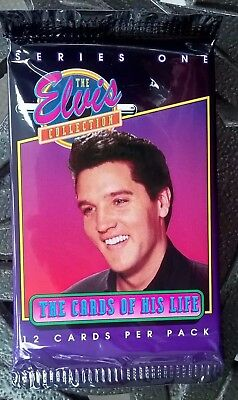 1992 The River Group Elvis Presley Series 1 Trading Card Pack