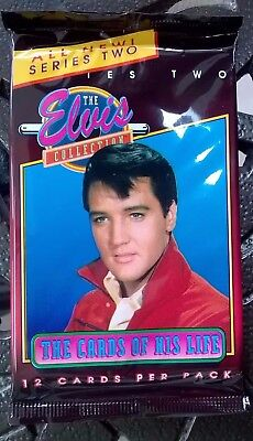 1992 The River Group Elvis Presley Series 2 Trading Card Pack