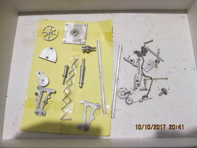MIKES MODELS 7mm SCALE YARD CRANE KIT
