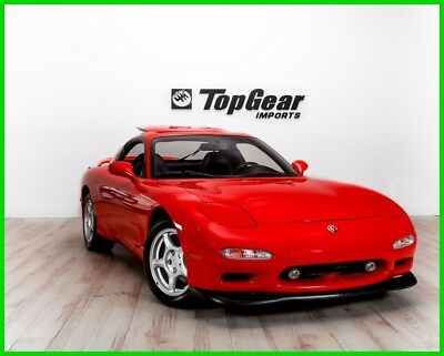 1993 Mazda RX-7  1993 Mazda RX7 Twin Turbo 5-Speed Manual  Collector Quality