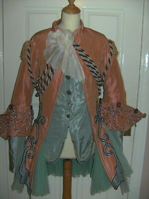 Mens Sleeping Beauty Ballet Costume Worn By Adam Cooper Royal Opera House Theatr