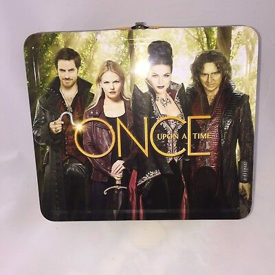 Once Upon A Time Metal Lunch Box